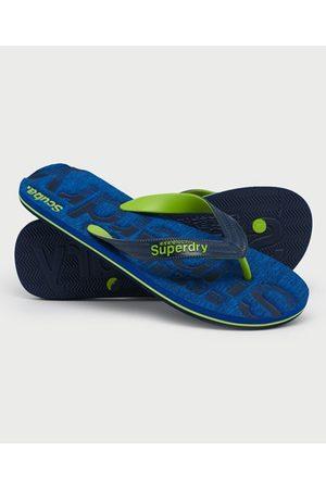 Superdry Men Flip Flops - Scuba Grit Flip Flops