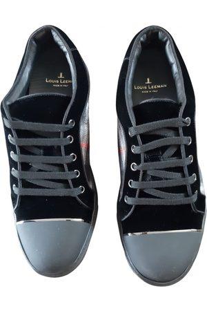LOUIS LEEMAN \N Leather Trainers for Men
