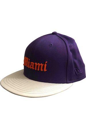MARCELO BURLON \N Cotton Hat & pull on Hat for Men