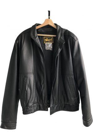 REED KRAKOFF Men Leather Jackets - VINTAGE \N Leather Jacket for Men