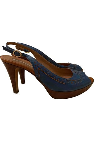 Fratelli Rossetti \N Leather Mules & Clogs for Women
