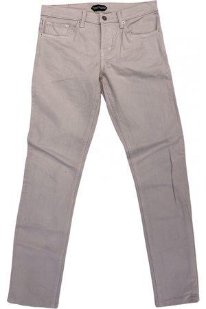 Tom Ford \N Cotton - elasthane Jeans for Men