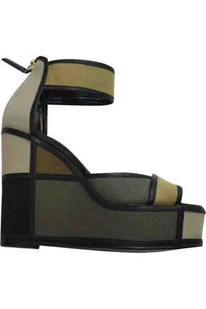Pierre Hardy \N Suede Mules & Clogs for Women
