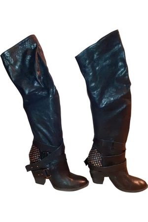 Dolce & Gabbana \N Leather Boots for Women