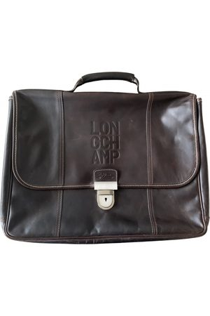 Longchamp Men Bags - \N Leather Bag for Men