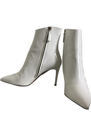 Aquazzura \N Patent leather Ankle boots for Women