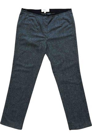 Isabel Marant Wool chino pants