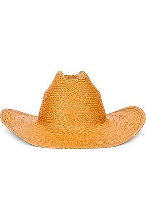 Greenpacha Ayampe Cowboy Hat in Neutral