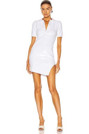 DAVID KOMA Sequin Knit Mini Dress in
