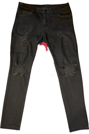 & OTHER STORIES & Stories \N Cotton - elasthane Jeans for Men