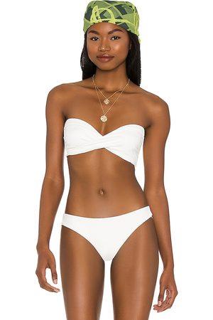 Frankies Bikinis Margo Bikini Top in .