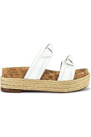 ALEXANDRE BIRMAN Clarita Flatform Espadrille Sandal in .