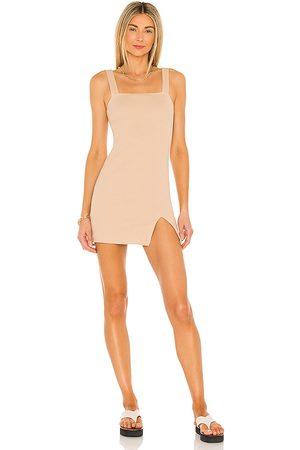BB Dakota by Steve Madden Knit's All Good Dress in Tan.