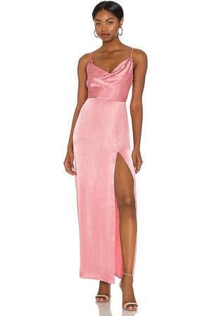 NBD Lila Gown in Rose.