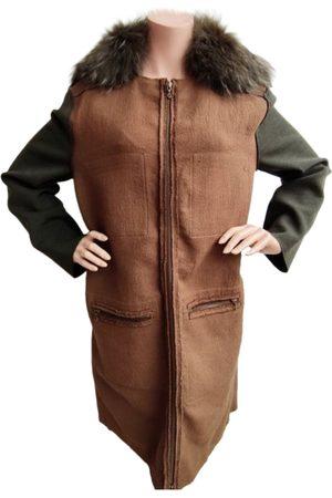 Lanvin \N Wool Coat for Women