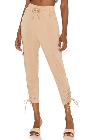 Lovers + Friends Austin Pant in Nude.