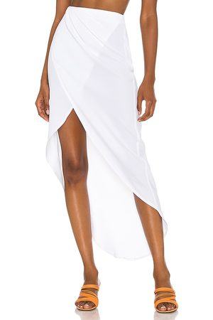 superdown Arielle Slit Maxi Skirt in .