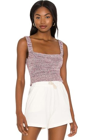 Lovers + Friends Marlene Knit Tank in .