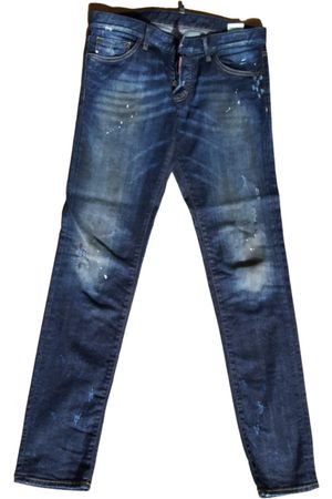 Dsquared2 \N Cotton - elasthane Jeans for Men