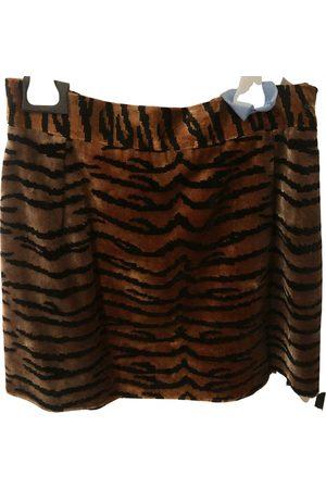 ATTICO \N Velvet Skirt for Women