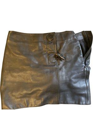 Acne Studios \N Leather Skirt for Women