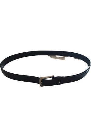 Mont Blanc \N Leather Belt for Men