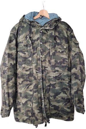 HENRIK VIBSKOV \N Cotton Jacket for Men