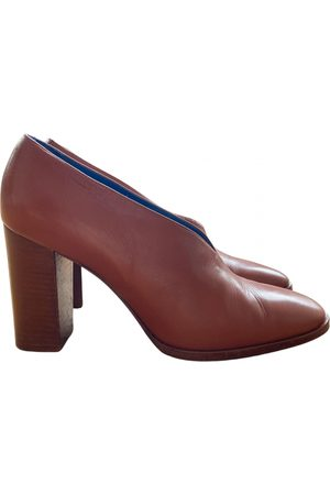 Céline \N Leather Ankle boots for Women