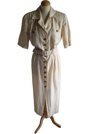 Atos Lombardini \N Linen Dress for Women