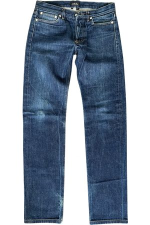 A.P.C. \N Cotton Jeans for Men