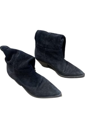 Bash Spring Summer 2020 Suede Ankle boots for Women