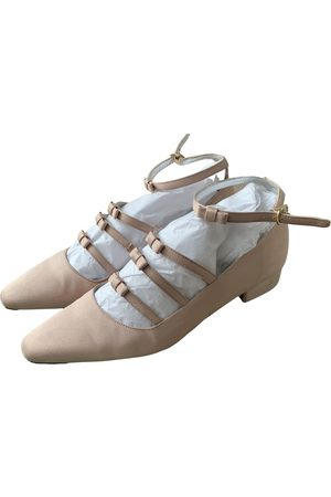 AlexaChung \N Leather Ballet flats for Women