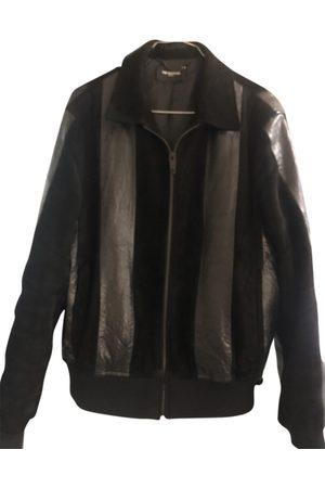 The Kooples \N Leather Jacket for Men
