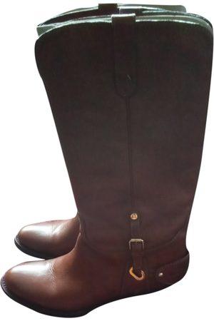Ralph Lauren \N Leather Boots for Women