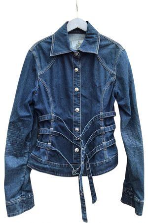 Thierry Mugler \N Denim - Jeans Jacket for Women