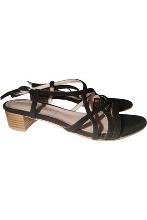 San Marina \N Leather Sandals for Women