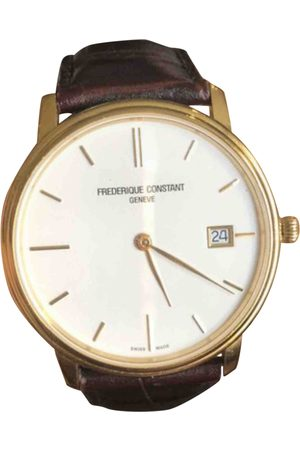 Frederique Constant Classic plated Watch for Women