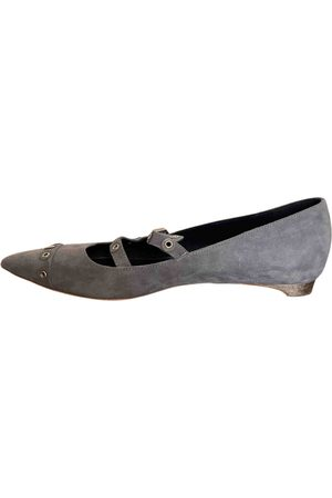 Rupert Sanderson \N Leather Ballet flats for Women