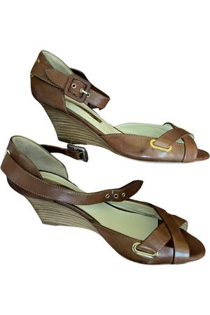 Rupert Sanderson \N Leather Sandals for Women