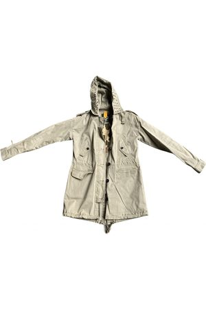 Blonde No.8 \N Cotton Coat for Women