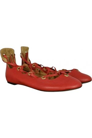 Isabel Marant \N Leather Ballet flats for Women