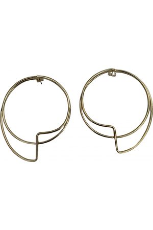 ANNDRA NEEN \N Plated Earrings for Women