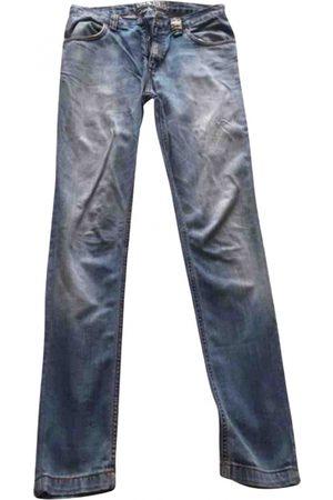 DIRK BIKKEMBERGS \N Cotton - elasthane Jeans for Men