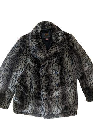 Supreme \N Faux fur Coat for Men