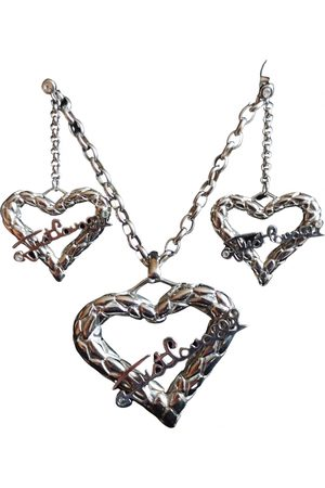 Roberto Cavalli \N Steel Jewellery Set for Women