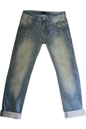 Roberto Cavalli VINTAGE \N Cotton Jeans for Men