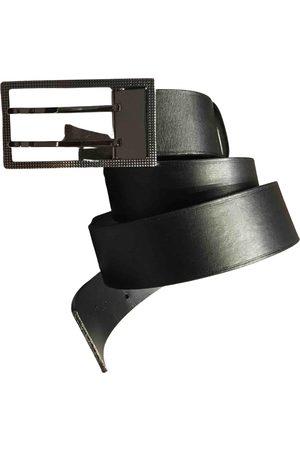 S.T. Dupont Men Belts - Leather belt