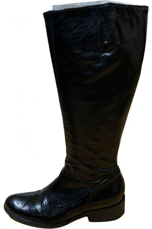 Max Mara \N Leather Boots for Women