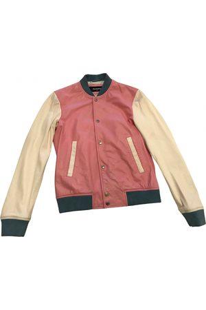 Dsquared2 \N Leather Jacket for Men
