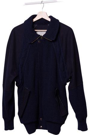 JC DE CASTELBAJAC \N Wool Coat for Men